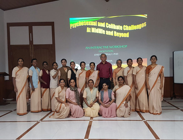 Enriching Seminar on Psycho- Spiritual Integration